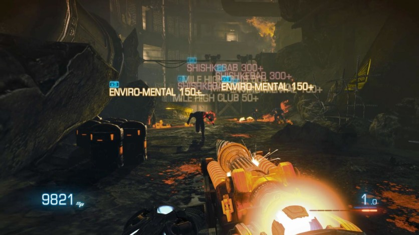 Screenshot 2 - Bulletstorm: Full Clip Edition