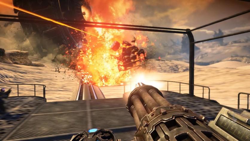 Screenshot 6 - Bulletstorm: Full Clip Edition