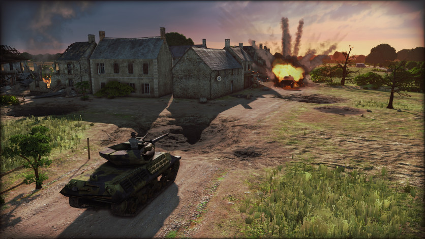 Screenshot 3 - Steel Division: Normandy 44