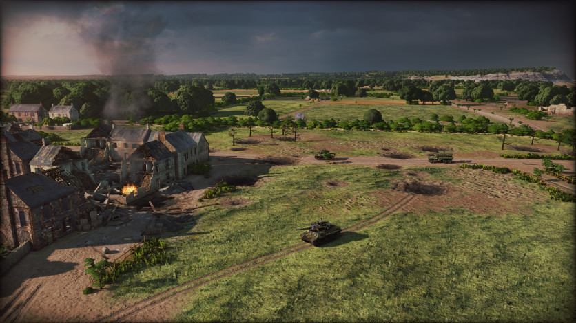 Screenshot 1 - Steel Division: Normandy 44