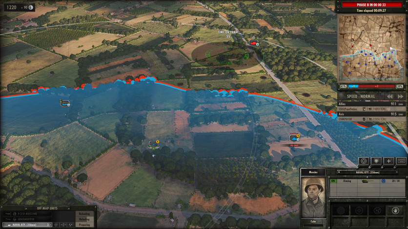 Screenshot 6 - Steel Division: Normandy 44