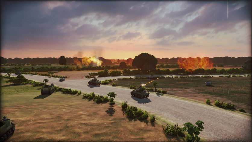Screenshot 2 - Steel Division: Normandy 44