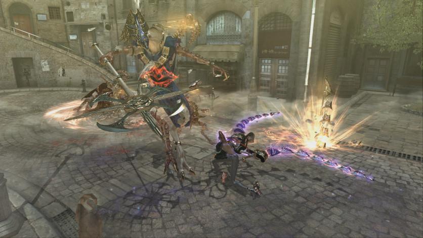 Screenshot 5 - Bayonetta