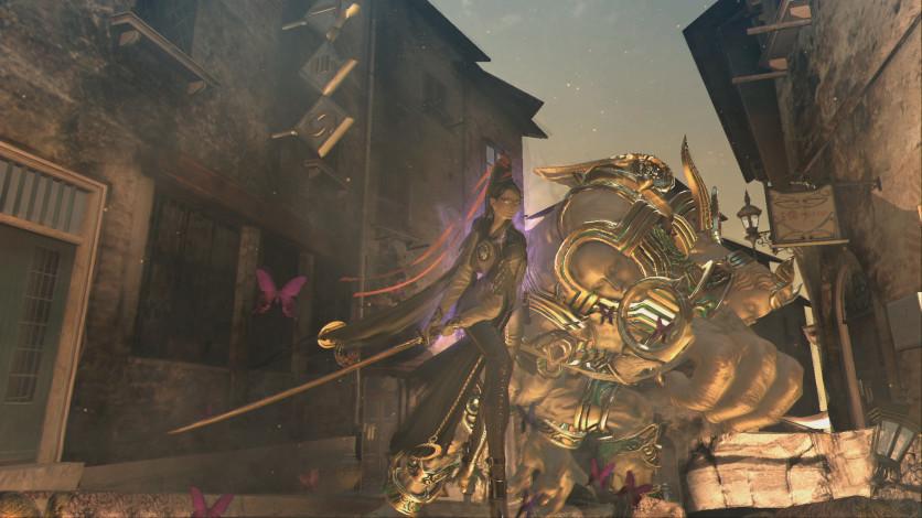 Screenshot 13 - Bayonetta