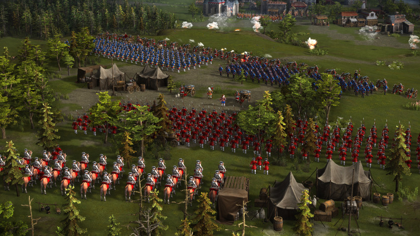 Screenshot 1 - Cossacks 3: Guardians of the Highlands