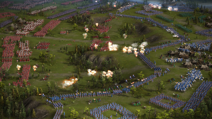 Screenshot 5 - Cossacks 3: Guardians of the Highlands