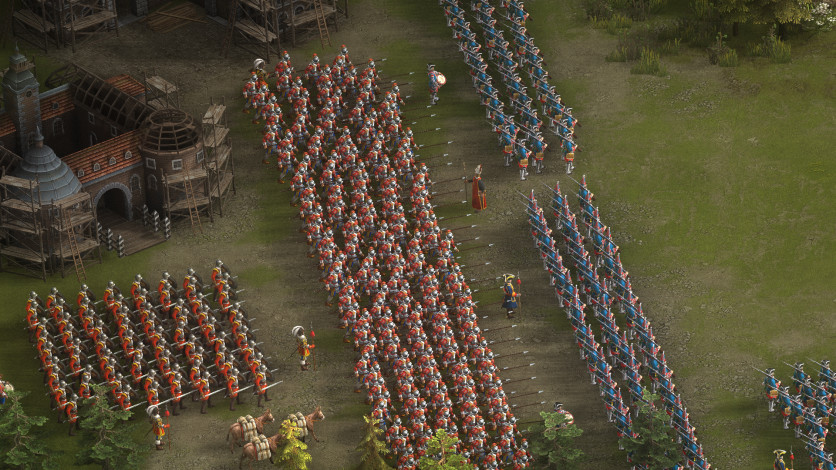 Screenshot 7 - Cossacks 3: Guardians of the Highlands