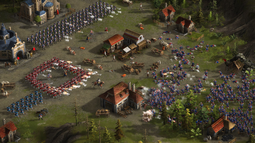 Screenshot 4 - Cossacks 3: Guardians of the Highlands