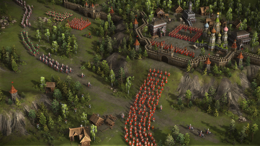 Screenshot 9 - Cossacks 3: Guardians of the Highlands