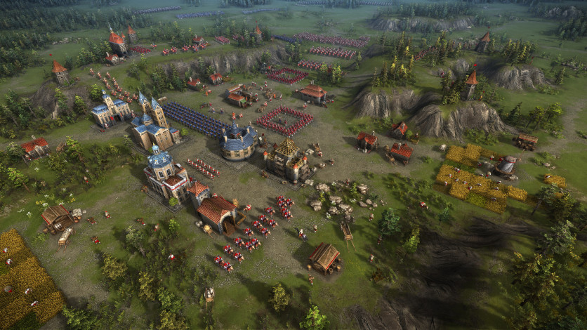 Screenshot 6 - Cossacks 3: Guardians of the Highlands