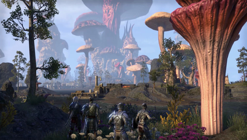 Screenshot 3 - The Elder Scrolls Online - Morrowind - Digital Collector's Edition Upgrade