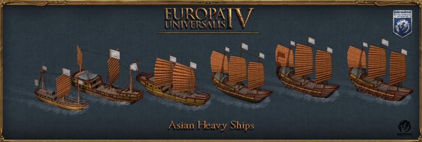 Screenshot 9 - Europa Universalis IV: Mandate of Heaven Content Pack