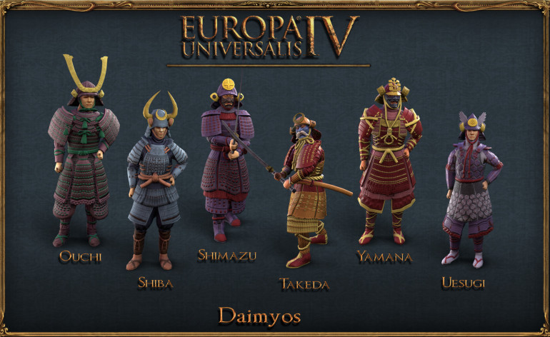 Screenshot 1 - Europa Universalis IV: Mandate of Heaven Content Pack