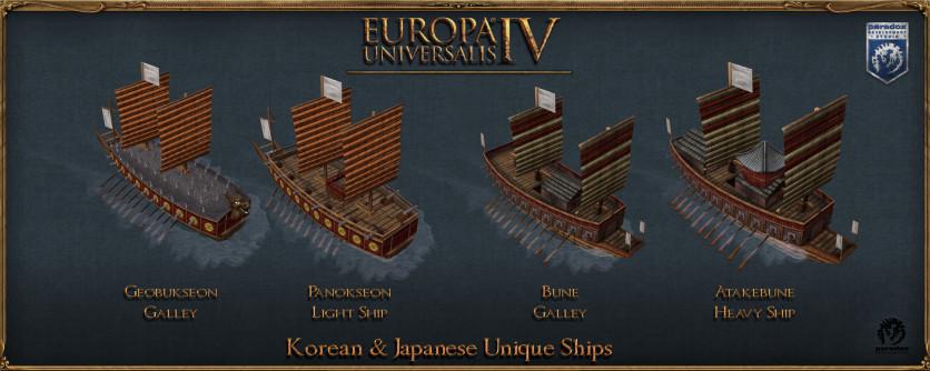 Screenshot 6 - Europa Universalis IV: Mandate of Heaven Content Pack