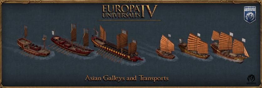 Screenshot 7 - Europa Universalis IV: Mandate of Heaven Content Pack