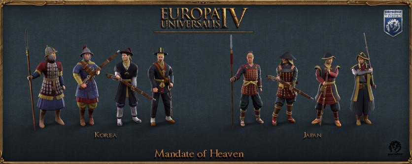 Screenshot 3 - Europa Universalis IV: Mandate of Heaven Content Pack