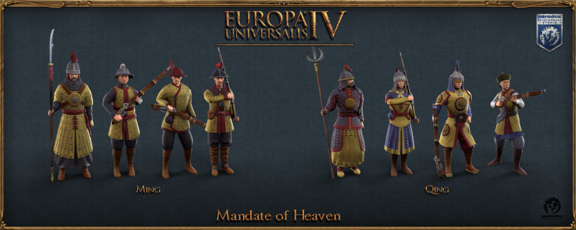 Screenshot 4 - Europa Universalis IV: Mandate of Heaven Content Pack