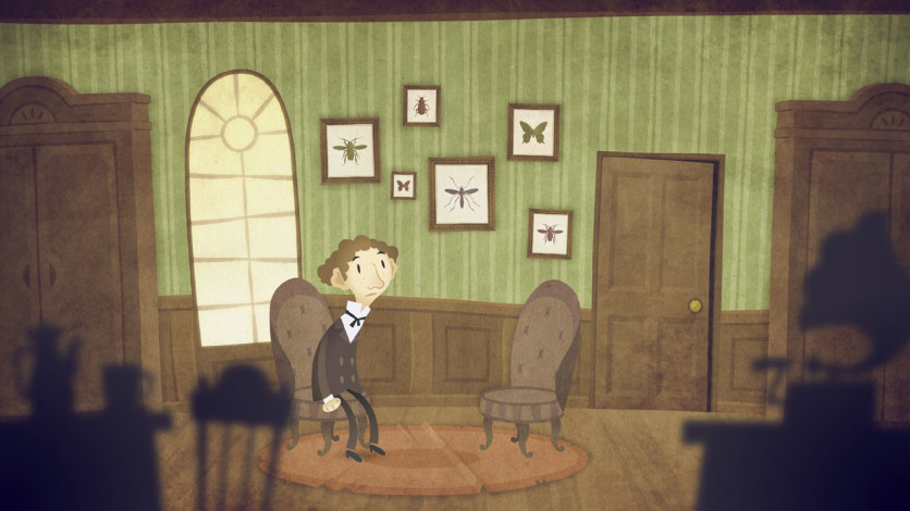 Screenshot 1 - The Franz Kafka Videogame