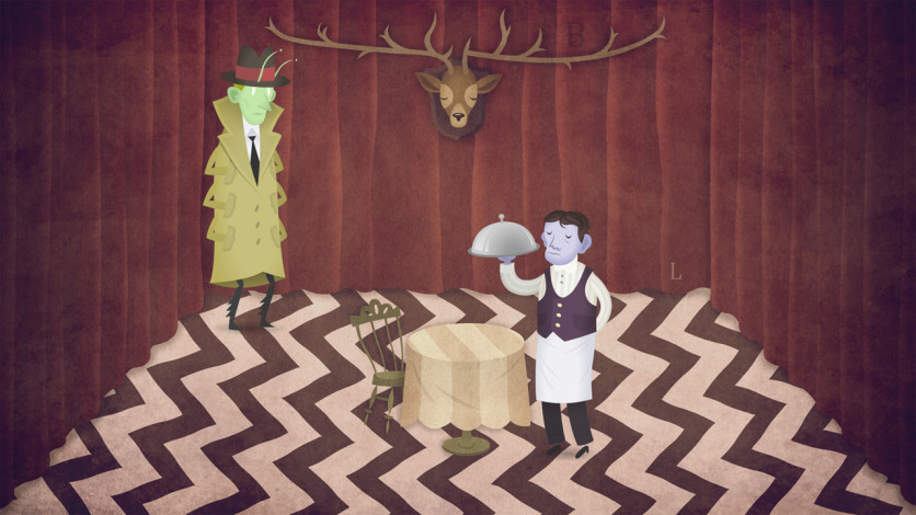 Screenshot 3 - The Franz Kafka Videogame