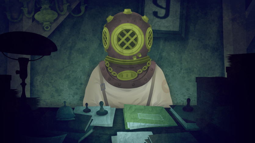 Screenshot 4 - The Franz Kafka Videogame