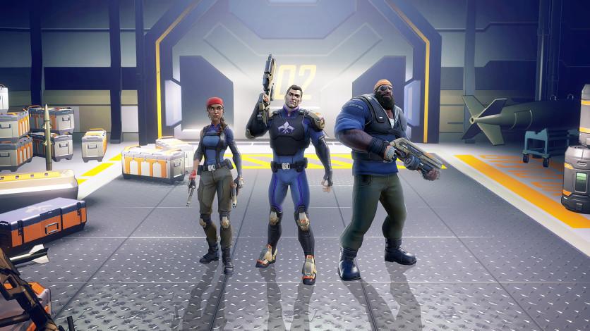 Screenshot 11 - Agents of Mayhem