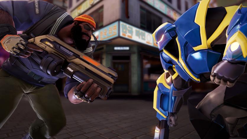 Screenshot 5 - Agents of Mayhem