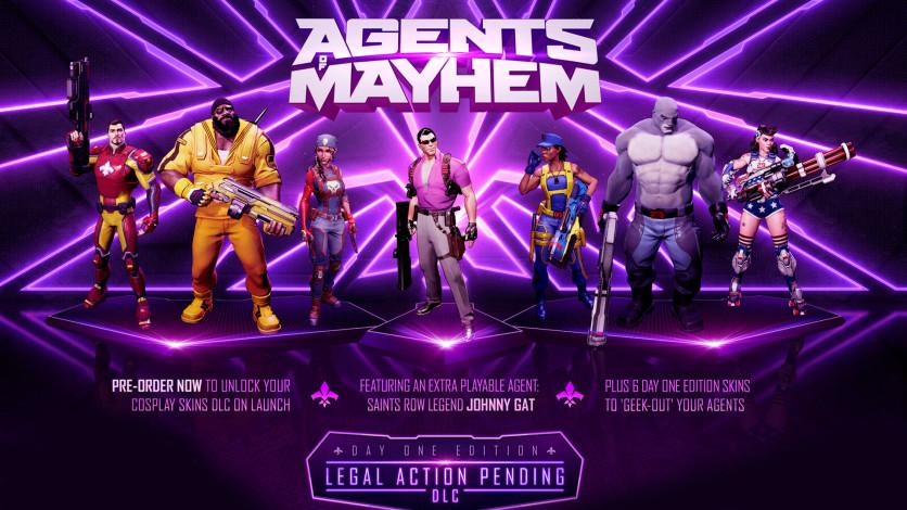 Screenshot 2 - Agents of Mayhem