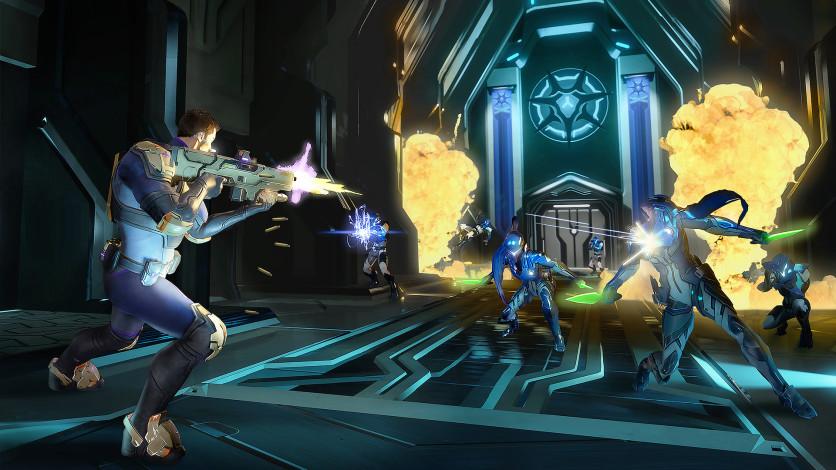 Screenshot 12 - Agents of Mayhem