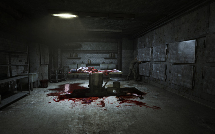 Screenshot 6 - Outlast