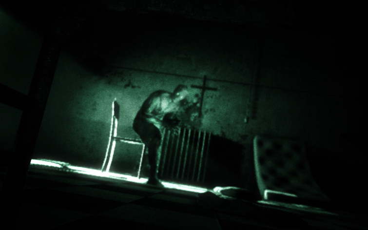 Screenshot 2 - Outlast