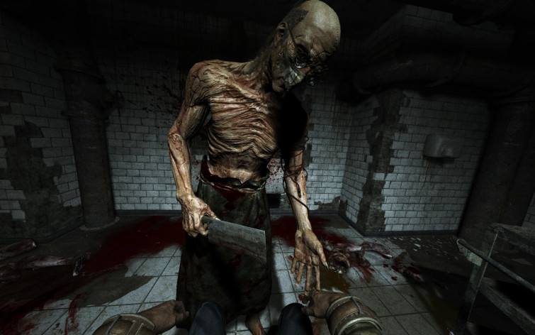 Screenshot 3 - Outlast
