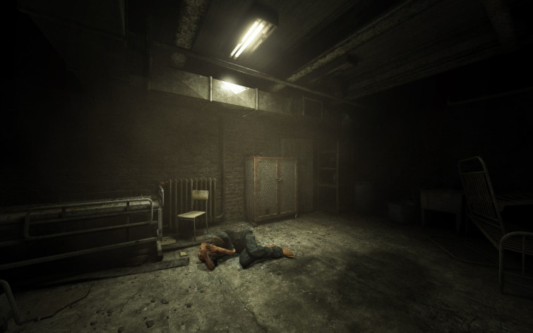 Screenshot 10 - Outlast