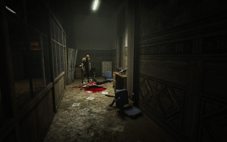Screenshot 7 - Outlast