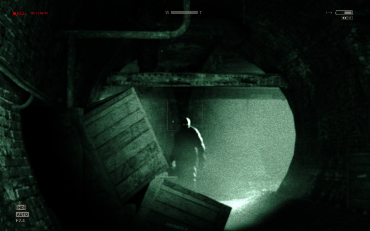 Screenshot 8 - Outlast