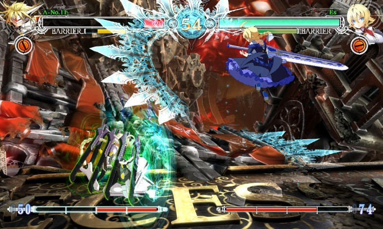 Screenshot 7 - BlazBlue Centralfiction