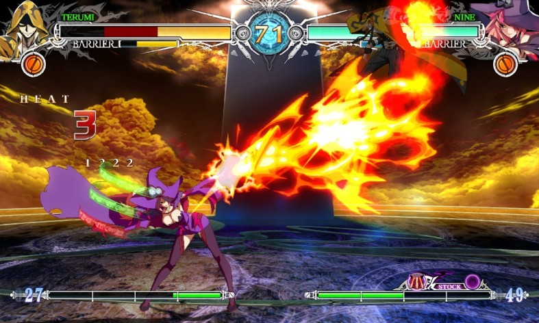 Screenshot 8 - BlazBlue Centralfiction