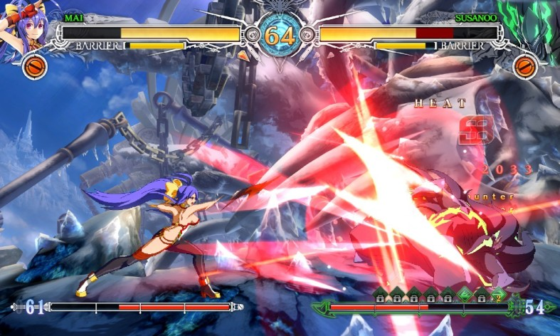 Screenshot 11 - BlazBlue Centralfiction