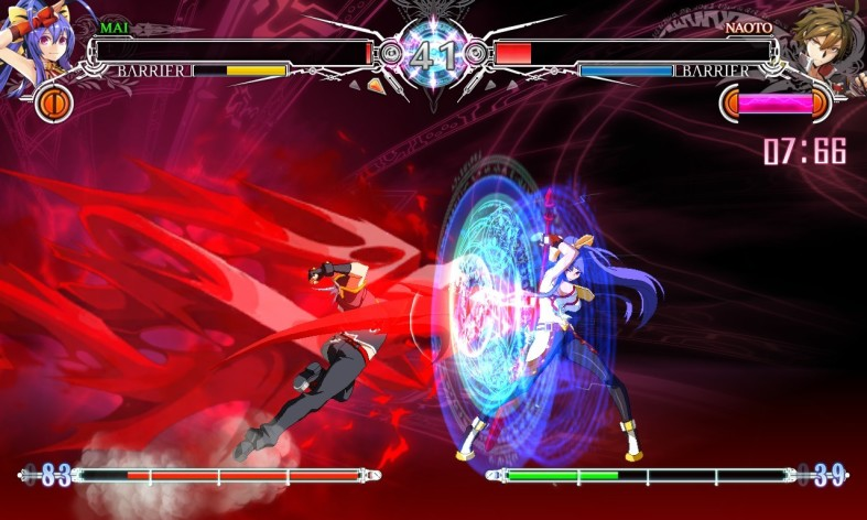 Screenshot 6 - BlazBlue Centralfiction