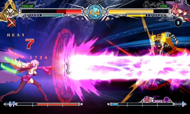 Screenshot 9 - BlazBlue Centralfiction