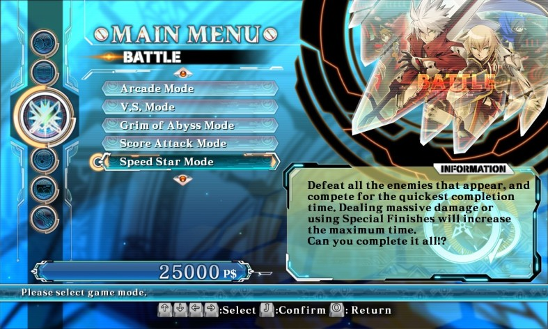 Screenshot 4 - BlazBlue Centralfiction