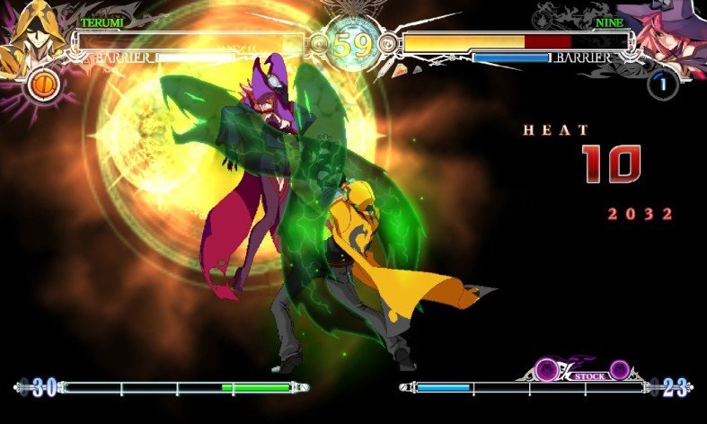 Screenshot 10 - BlazBlue Centralfiction