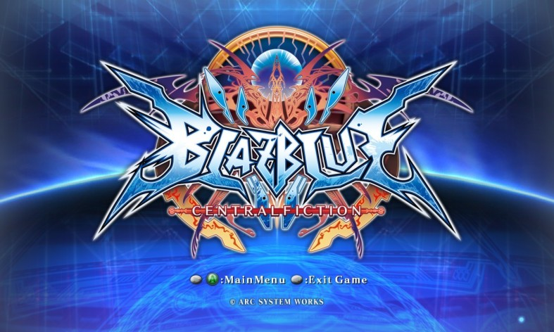 Screenshot 2 - BlazBlue Centralfiction