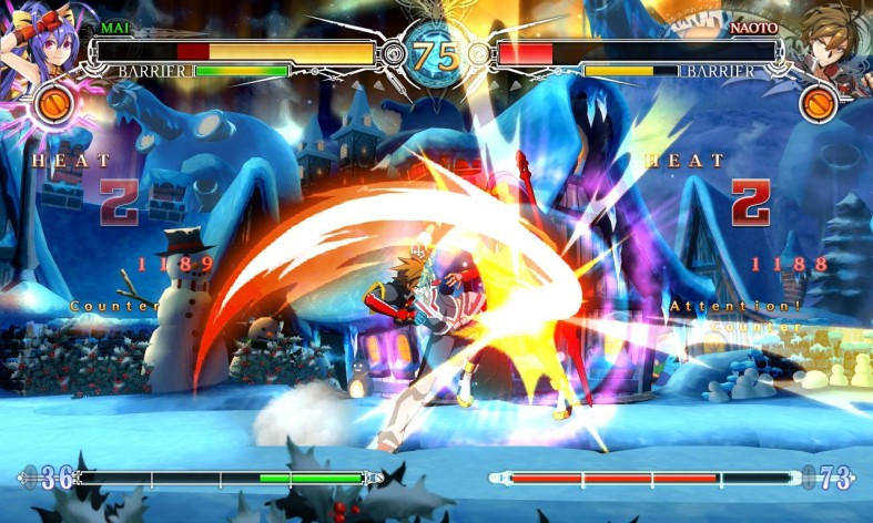 Screenshot 5 - BlazBlue Centralfiction