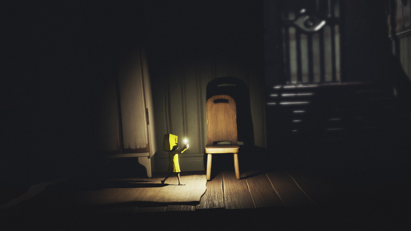 Screenshot 8 - Little Nightmares