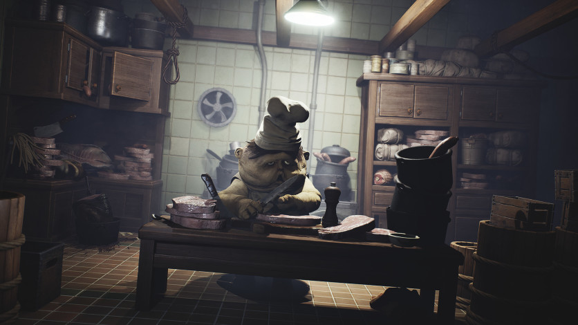 Screenshot 4 - Little Nightmares