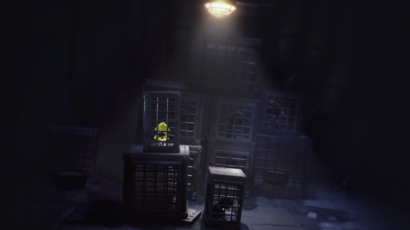 Screenshot 12 - Little Nightmares