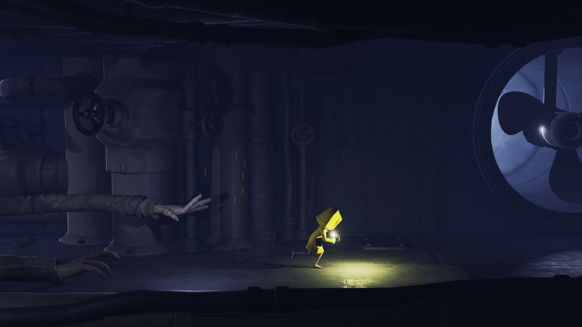 Screenshot 11 - Little Nightmares