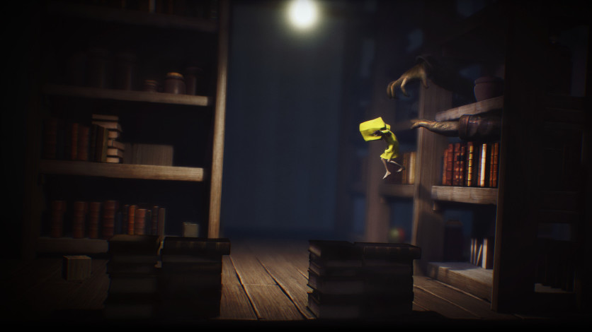 Screenshot 13 - Little Nightmares