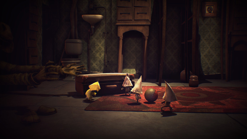 Screenshot 6 - Little Nightmares