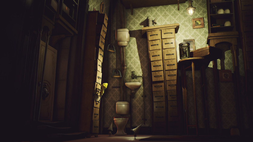 Screenshot 2 - Little Nightmares